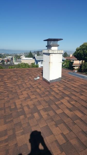Berkeley Fireplace and Chimney Rebuild – Masonry Specialists Inc.